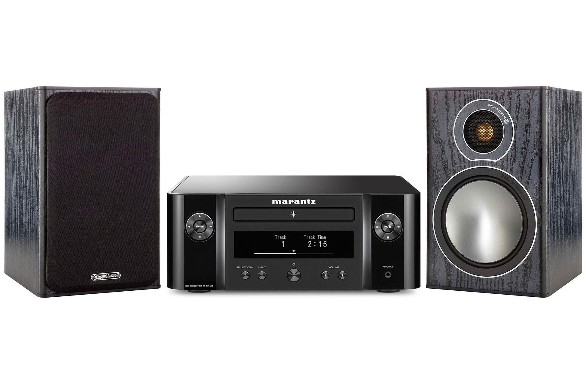 Marantz Melody M-CR412 & Monitor Audio Bronze 1 - £479 delivered @ Richer Sounds