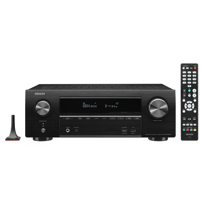 Denon AVR-X1600H AV Receiver - £329.90 delivered @ Peter Tyson Audio Visual