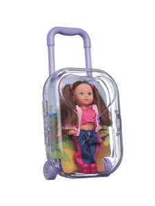 Steffi Evi Doll With Air Hostess Trolley - £5 (+£3.50 Postage) @ John Lewis & Partners