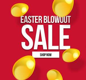Just Hype Easter Sale plus Free Delivery @ Just Hype