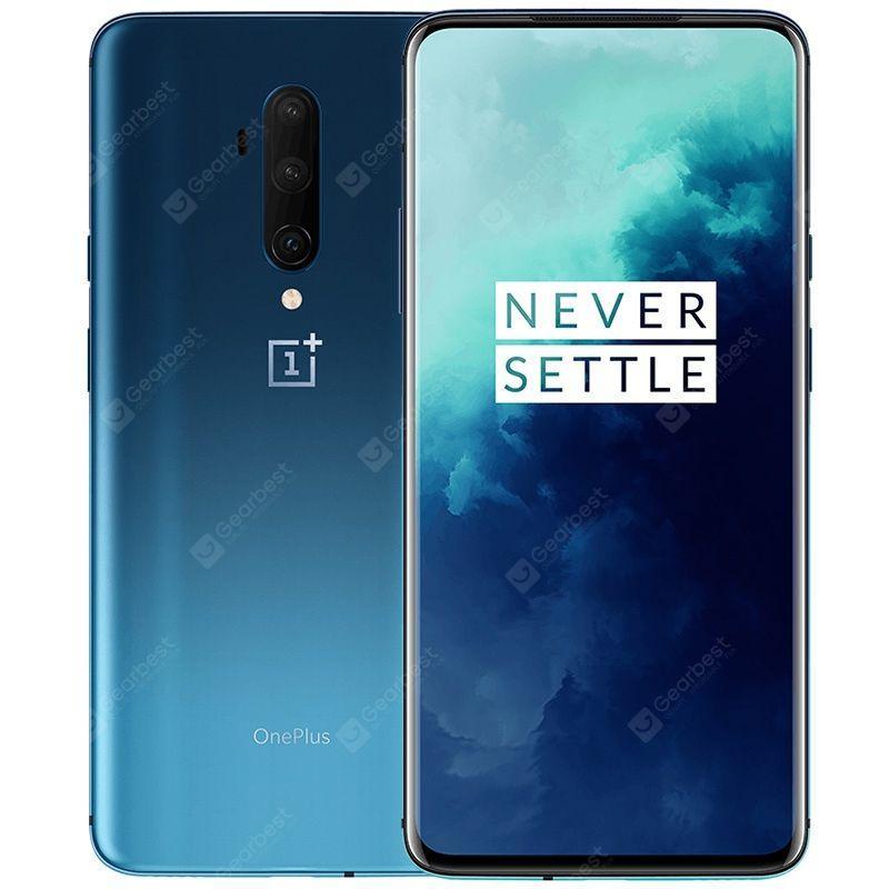 OnePlus 7T Pro 8GB RAM 256GB ROM Snapdragon 855 Plus Octa Core 4085mAh Battery International Version Blue - £524.16 @ Gearbest