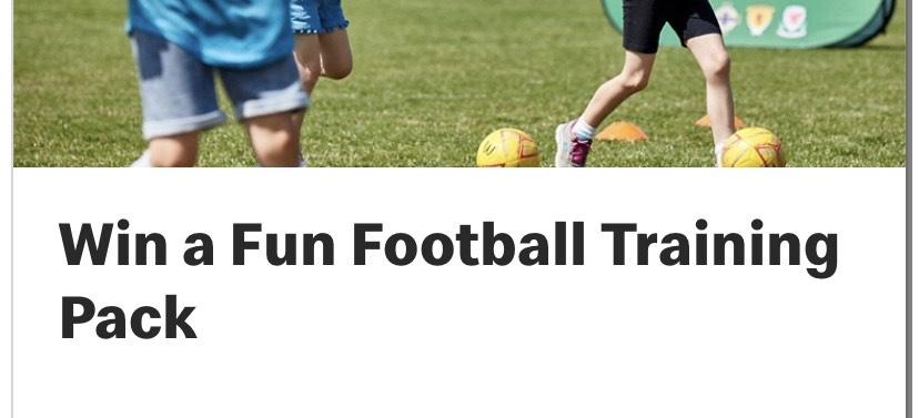 Mcdonalds free football pack