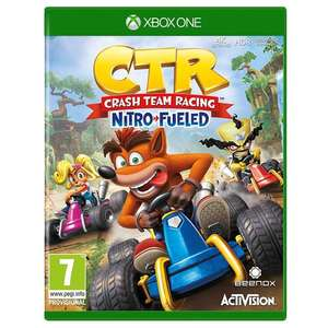 [Xbox One] Crash Team Racing Nitro-Fueled - £19.99 delivered @ Monster Shop