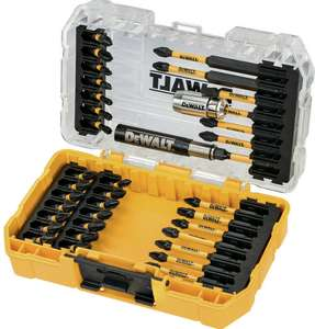 DeWalt FLEXTORQ 37 Piece Screw Driving Bit Set - £19.98 delivered @ Toolstation