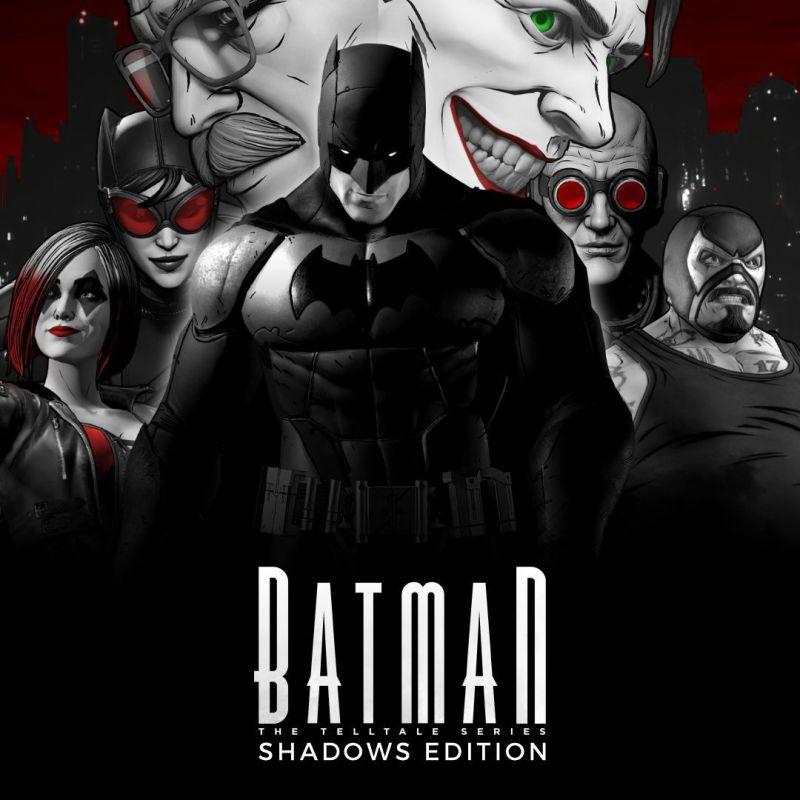 Telltale Games Batman Shadows Edition @ Epic Games for £11.99