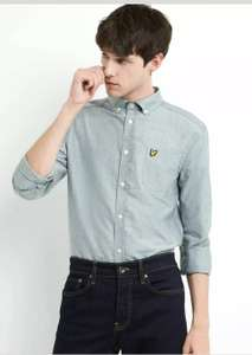Lyle and Scott Men Oxford Shirt - Cotton - £20.63 @ lyleandscott eBay
