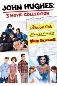 iTunes- John Hughes 3 movie collection for £7.99