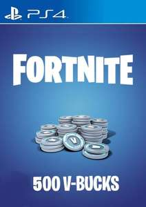 Fortnite - 500 V-Bucks PS4 (EU) £3.50 at CDKeys