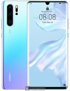 Huawei P30 Pro Breathing Crystal /Aurora / Black In Good Condition - EE Locked - £329.99 @ 4Gadgets