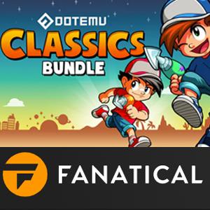 Dotemu Classics Bundle - PC steam £1.45 at Fanatical