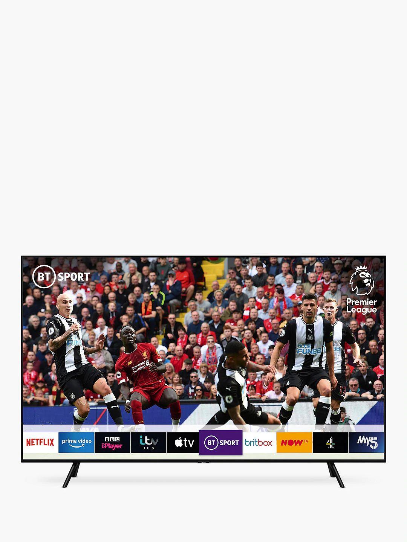 "Samsung QE75Q70R (2019) QLED HDR 1000 4K Ultra HD Smart TV, 75"" £1,799 at John Lewis & Partners"