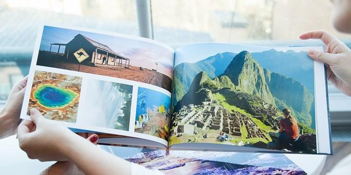 £8 & up – Glossy personalised photobooks at Travelzoo UK