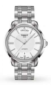 TISSOT AUTOMATICS III Day Date 39MM Mens Watch T0659301103100 £261 at Goldsmiths