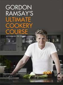 Gordon Ramsay's Ultimate Cookery Course Kindle edition 99p