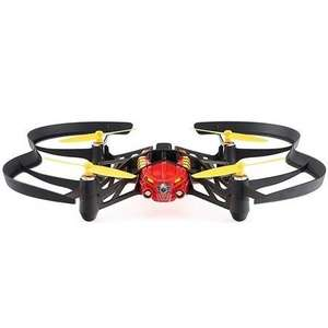 Parrot Airborne Night Drone - Blaze Red - Smart Drone w/ LED Lights & Camera - £12.96 Delivered @ Drones Direct