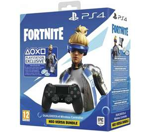 SONY Fortnite Neo Versa DualShock 4 V2 Wireless Controller Bundle £44.99 at Currys PC World