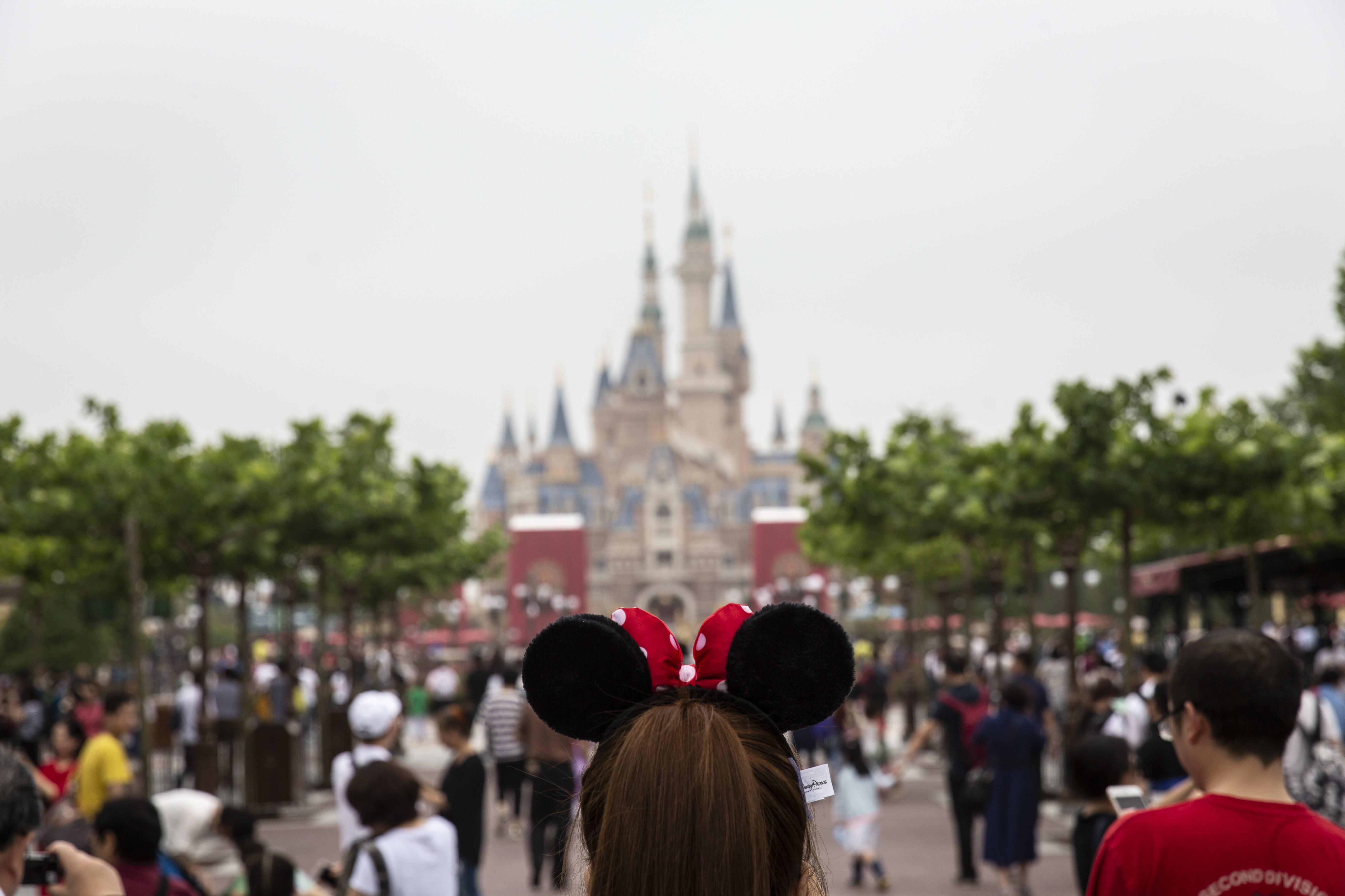Disney World Virtual Rides and Tour