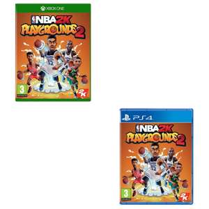 [Xbox One/PS4] NBA 2K Playgrounds 2 - £4.99 delivered @ Monster Shop