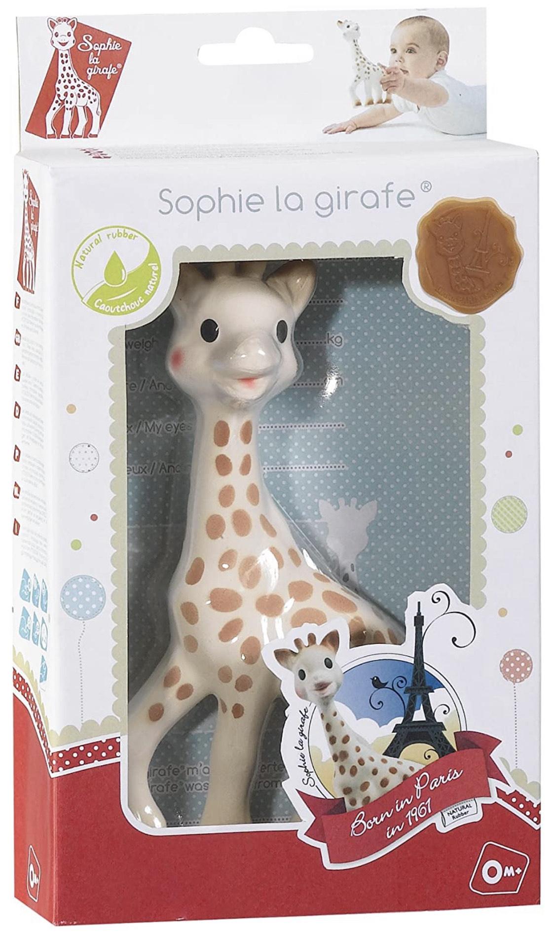 Sophie la girafe Baby Teething Toy - Fresh Touch Gift Box £11.99 at Amazon Prime / £16.48 Non Prime