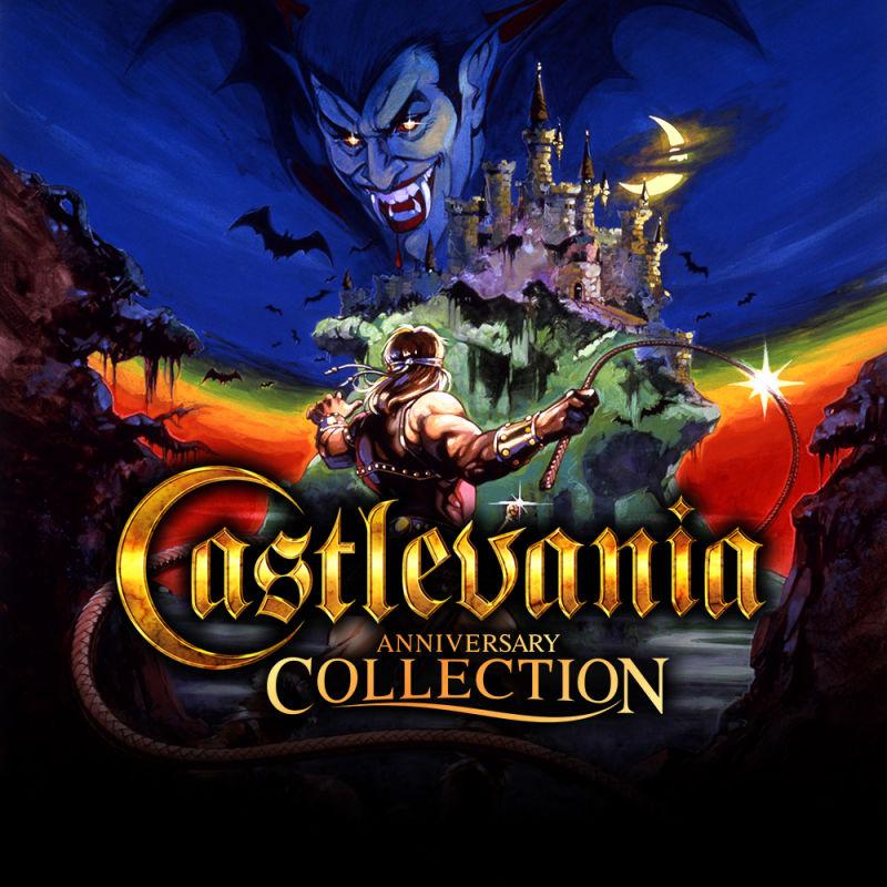 [PC / Steam] Castlevania Anniversary Collection - £3.40 @ GamesPlanet