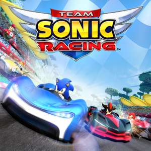 Team Sonic Racing (PC Game) £8.74 @ Steam