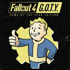 Fallout 4: Game of the Year Edition PC (Steam) £6.99/ Fallout 4 PC (Steam) £3.99 @ CDKeys