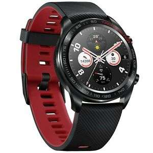 Huawei Honor Watch Magic Smartwatch with AMOLED Colour Screen - Black - £68.99 Delivered @ Yoltso / eBay