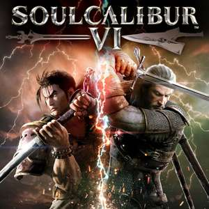 SOULCALIBUR VI Steam CD Key Steam £4.99 @ Kinguin