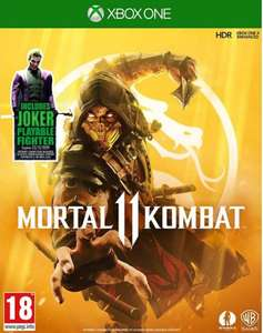 Mortal Kombat 11 With Joker DLC (Xbox One) - £17.95 delivered @ The Game Collection