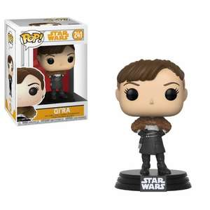 Funko- Star Wars: QI'RA Figurine £2.50 delivered @ 365games