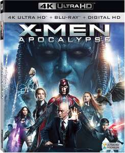X-Men Apocalypse 4K UHD+Blu-ray (Pre-owned) £5.50 delivered @ Cex