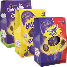 All Medium Easter Eggs £0.49 / Easter Bunny 100g £0.19 / Large Easter Eggs £1.49 / Premium Eggs £1.99 @ Aldi