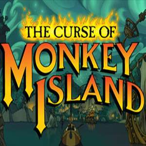 [Steam] The Curse of Monkey Island - £1.30 @ Gamersgate