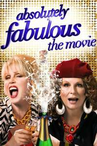 Absolutely Fabulous Movie Free on iPlayer (TV Licence required)