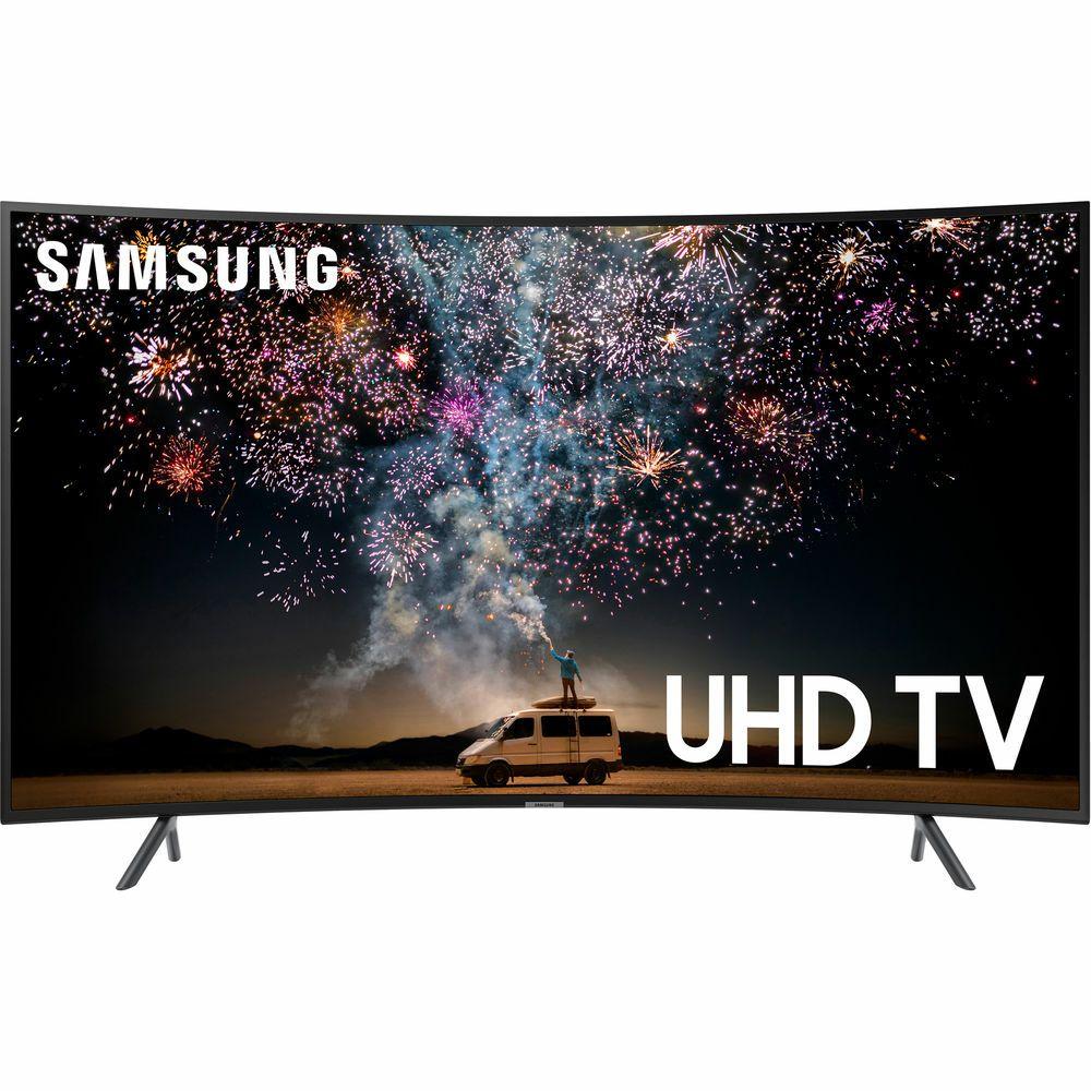 "Samsung 49"" RU7300 Curved HDR Smart 4K TV - £ 303.20 Via Employee / Students Rewards Scheme at Samsung"