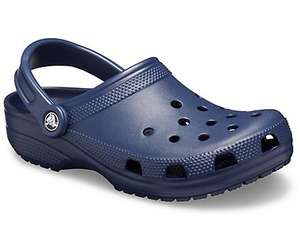 Buy 2 pairs of Crocs and get 40% off plus free shipping