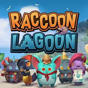 Raccoon Lagoon £8.99 Oculus Quest Daily Deal