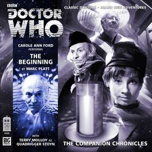 FREE Audio play - 8.5. Doctor Who - The Companion Chronicles: The Beginning @ BigFinish