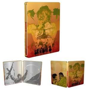 Rambo Part III - Blu-Ray & 4K Steelbook - £11.99 + Free Delivery Using Code @ Zavvi