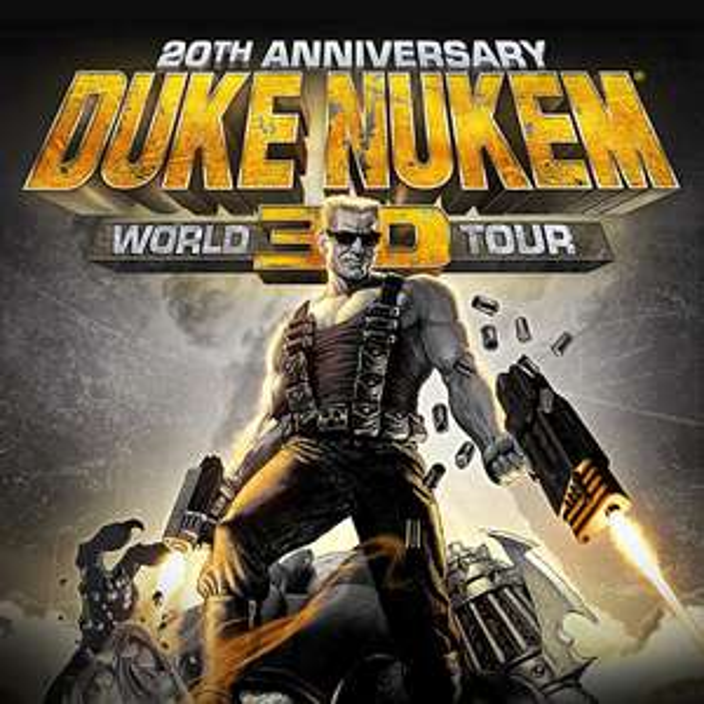 Duke Nukem 3D: 20th Anniversary World Tour (Steam PC) - £1.31 @ Voidu