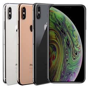 Apple iPhone XS 256GB - Average (some heavy cosmetic marking) – Network Free £449.99+ £3.99 delivery at districtelectricals