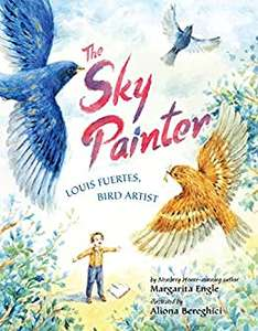 Two free children Kindle books: The Sky Painter & George the Hero Hound FREE @ Amazon