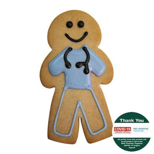 Morrison - NHS Gingerbread Hero - £1