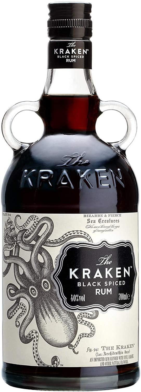 Kraken Black Spiced Rum 70cl £20 @ Amazon