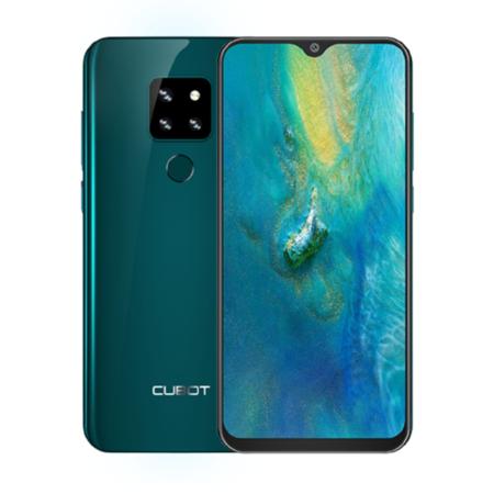 "Cubot P30 Green 6.3"" 64GB 4G Dual SIM Unlocked & SIM Free £ 109.97 @ Laptops Direct"