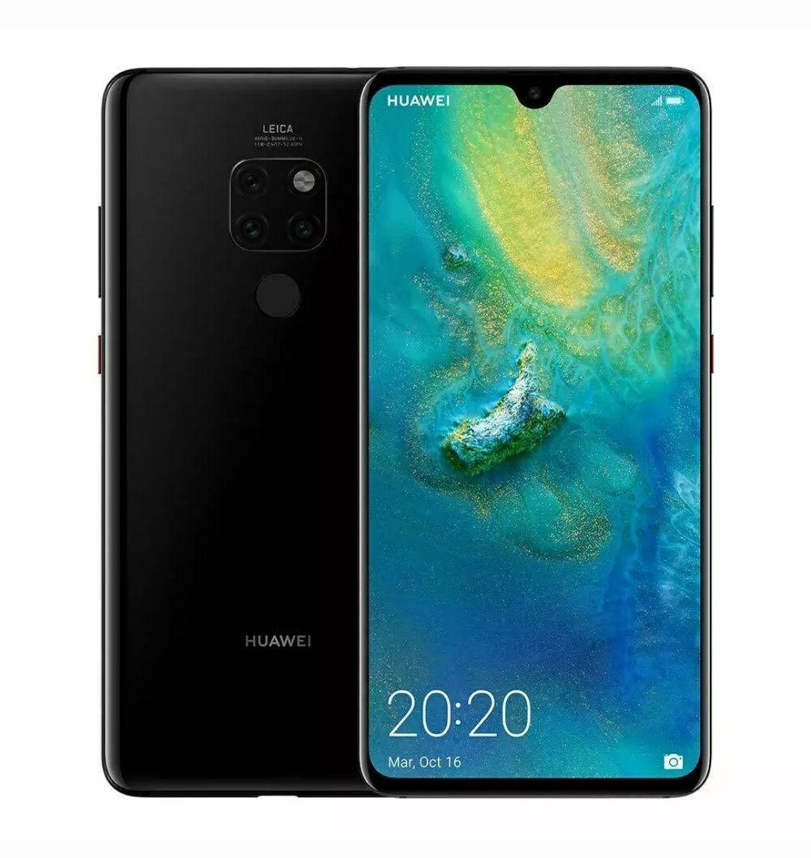 Like New Huawei Mate 20 128GB Android 4GB Ram Black (Unlocked) Smartphone - £259.99 Delivered @ Phoneusltd Ebay