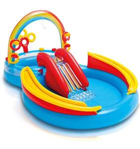 Intex Rainbow Ring Play Centre £36.48 @ Amazon
