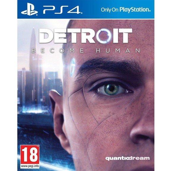 Detroit: Become Human - PlayStation 4 - £16.99 Delivered