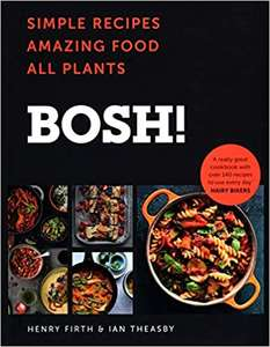 Bosh cooking book (hardcover) at Amazon for £7.99 Prime (+£4.49 non Prime)