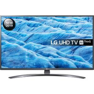 "LG 55UM7400PLB 55"" Smart 4K Ultra HD TV with HDR10 £399 @ AO"
